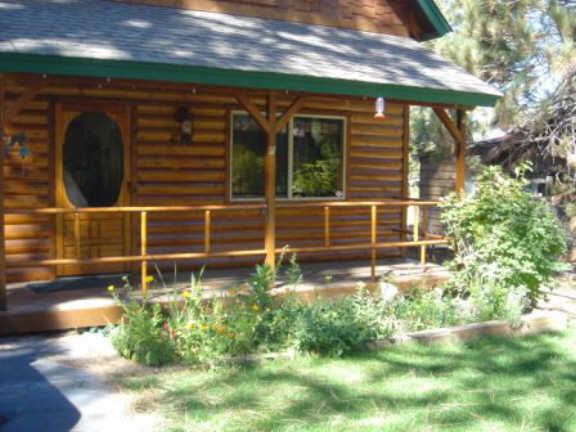 Cherrywood big bear cabin for rent for Cabins to rent in big bear