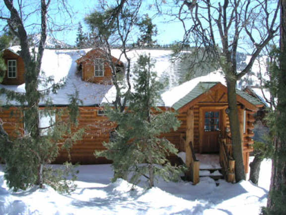 Moonlightmanor Big Bear Cabin For Rent Near Boulder Bay