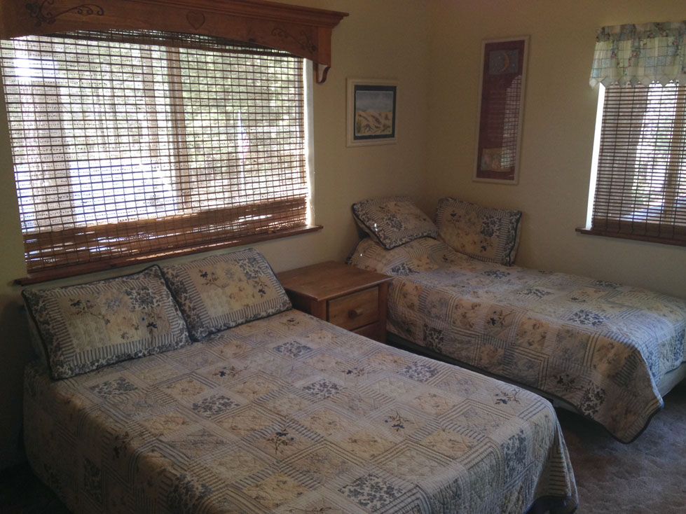 House And Acreage In Big Bear For Rent
